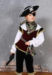 Карнавальные костюмы -пират,  пиратка,  разбойник, корсар прокат троещина